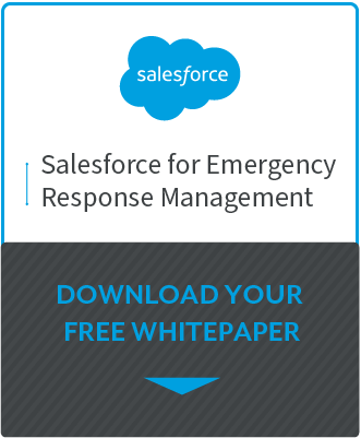 Salesforce for Emergency Response Management resource preview