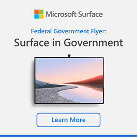 Microsoft Surface Federal Government