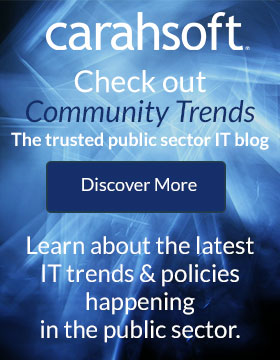 Carahsoft Community Blog