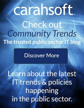 Carahsoft Community Blog