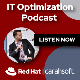 Red Hat IT Optimization Podcast