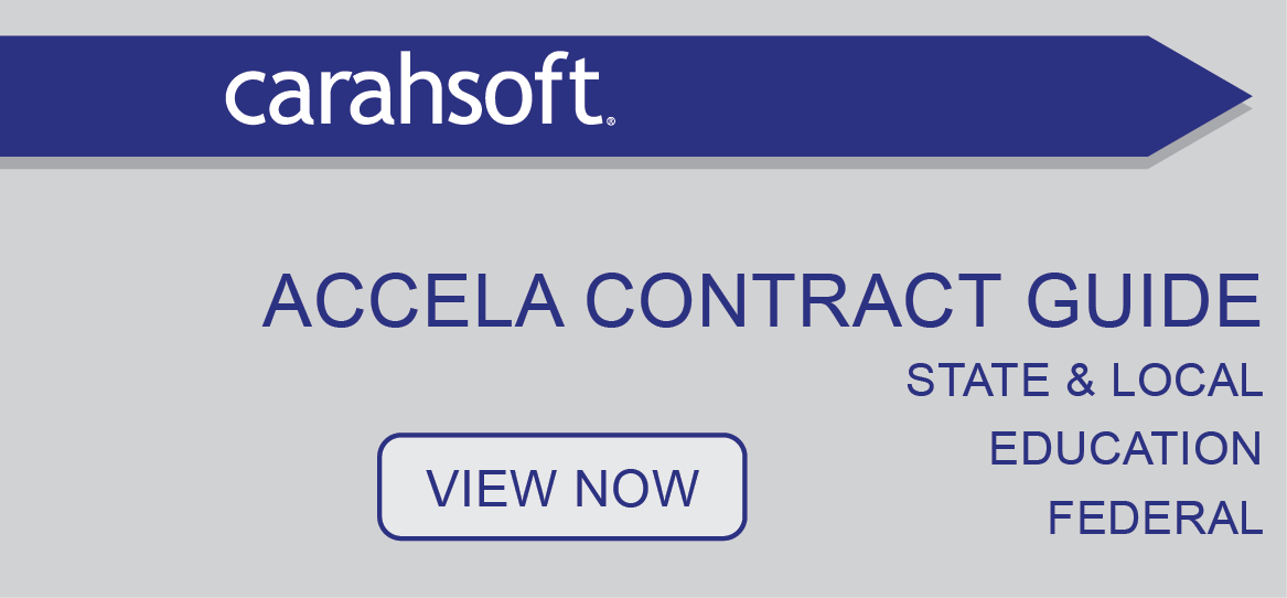 Accela Contract Guide sidebar