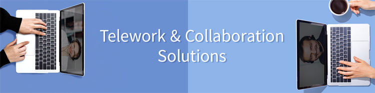 Telework-Collaboration-Solutions