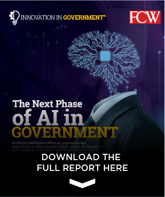 The Next Phase of AI in Government Full Report Download