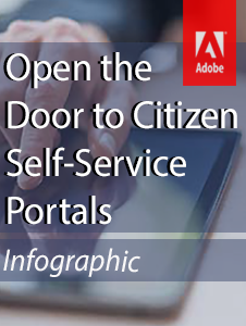 Innovation in Government: Adobe Citizen Engagement – Citizen Self Service