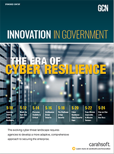 Innovation in Government: The Era of Cyber Resilience
