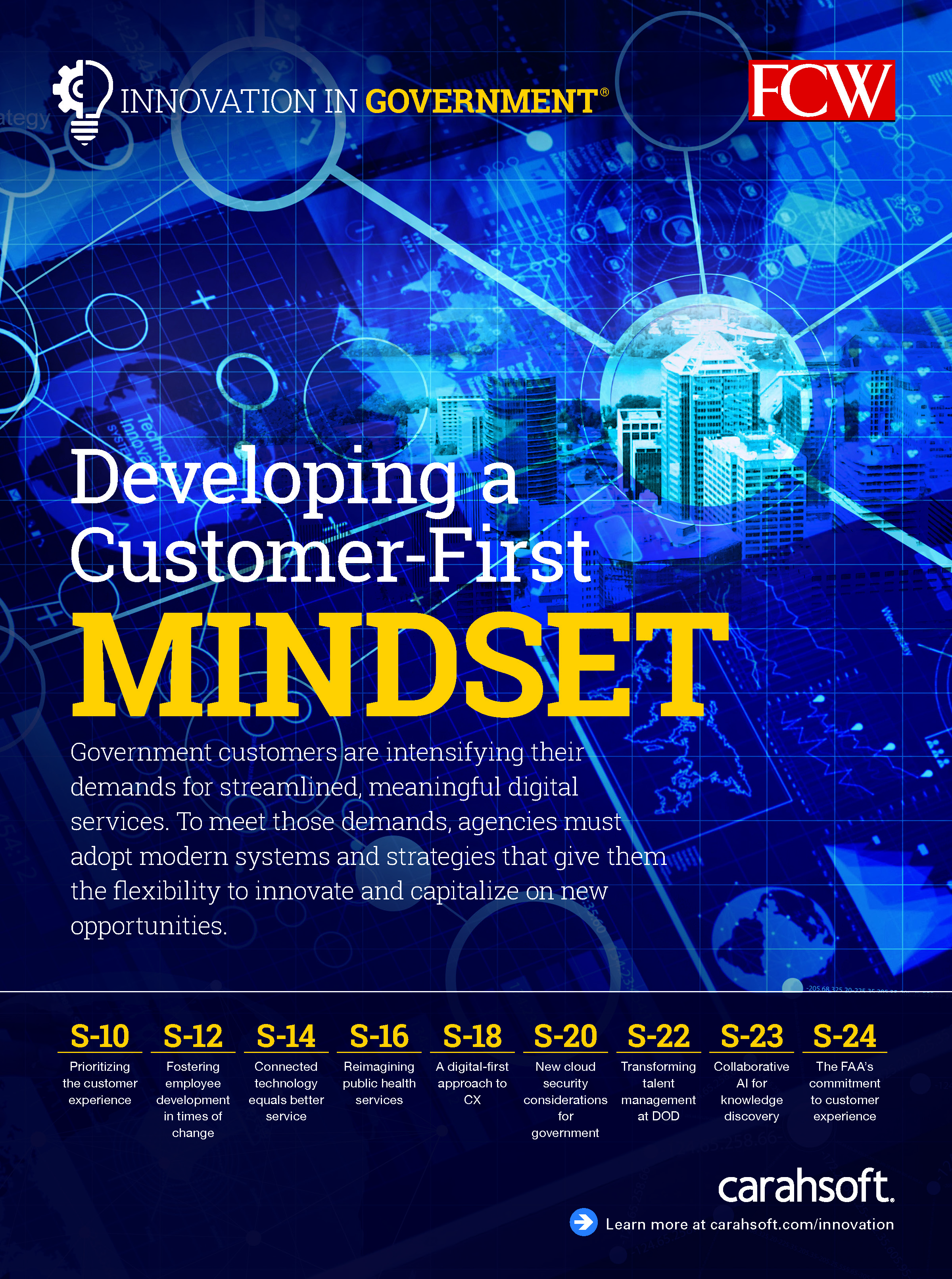 FCW IIG Customer-First Mindset Report cover