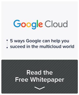 Resource callout - Google multicloud whitepaper