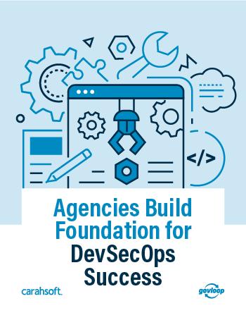 GovLoop DevSecOps Guide cover