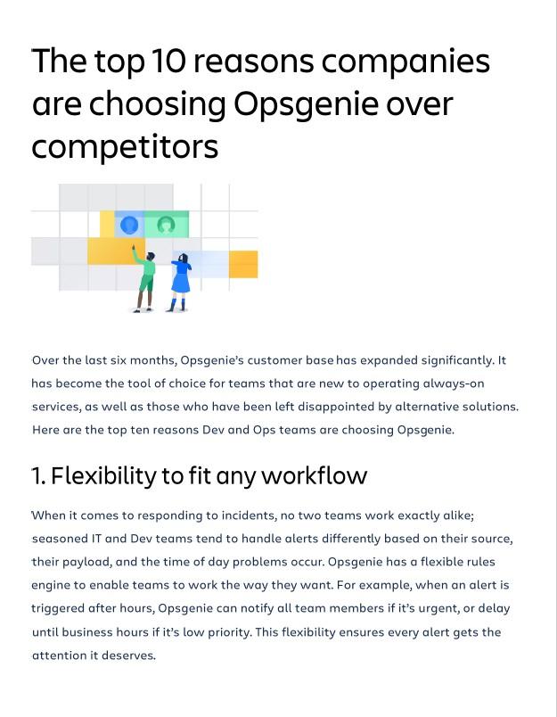 Atlassian Opsgenie resource