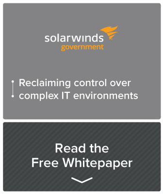 Resource callout - solarwinds