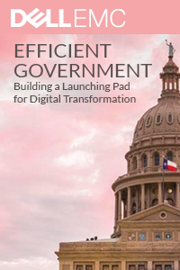 Dell EMC Efficient Government Whitepaper
