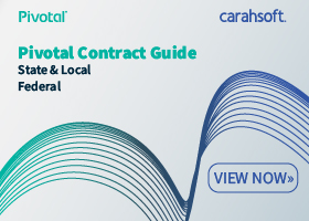 Pivotal SLED contract guide