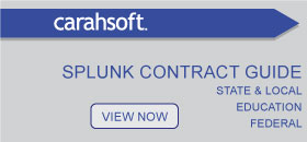 Splunk's State & Local Contract Guide