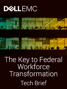 Resource: The Key to Federal Workforce Transformation Tech Brief