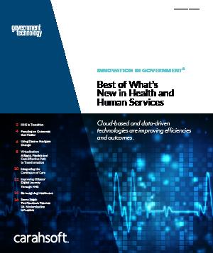 GovTech Healthcare report cover