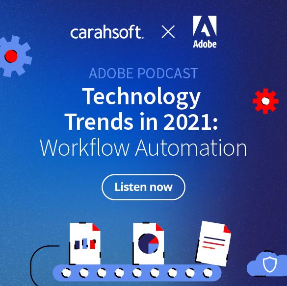 Adobe 2021 Top Trends sidebar