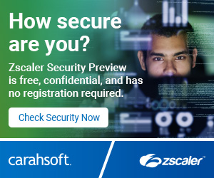 Zscaler Security Preview sidebar