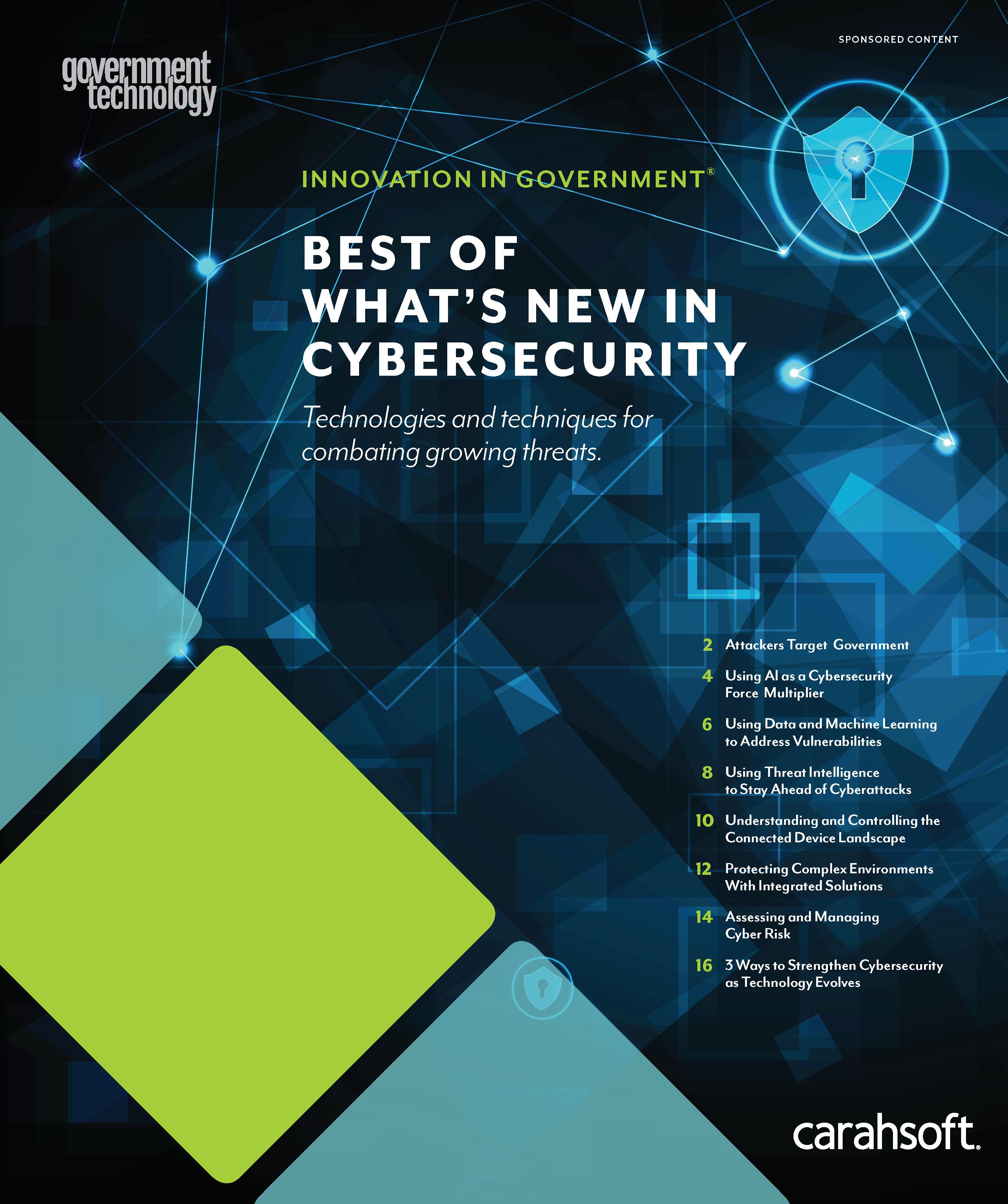 GovTech cover