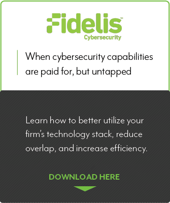 Fidelis Cybersecurity GCN article resource callout