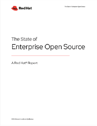 The State of Enterprise Open Source report preview