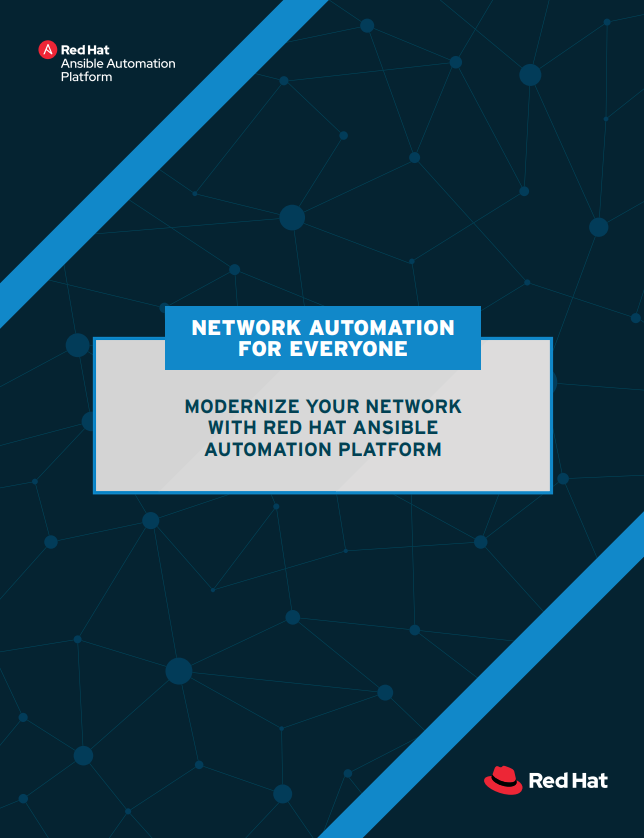 Network Automation for Everyone report preview