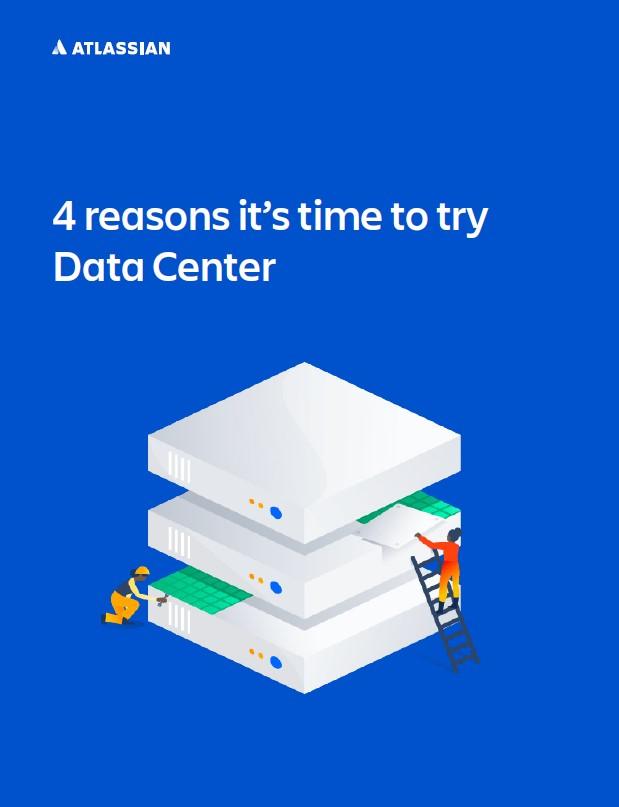 Atlassian Data Center whitepaper