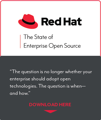 Red Hat State of Enterprise Open Source Report preview