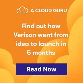 A Cloud Guru Verizon sidebar