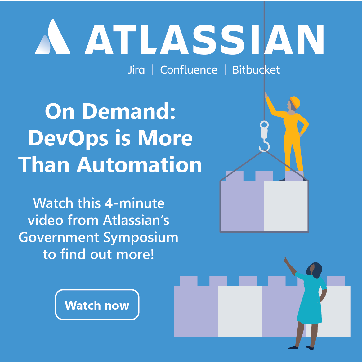 Atlassian DevOps is More than Automation Video