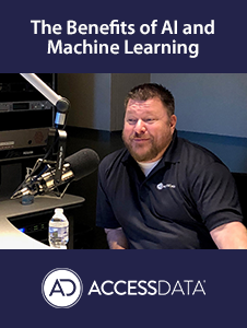 WTOP Radio Spot: The Benefits of AI and Machine Learning