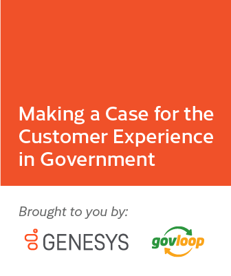 Genesys CX Government Case Study preview