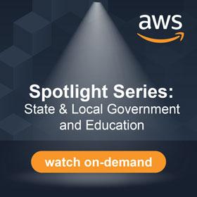 AWS Spotlight Series banner