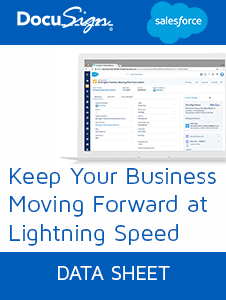 Resource: Keep Your Business Moving Forward at Lightning Speed Data Sheet