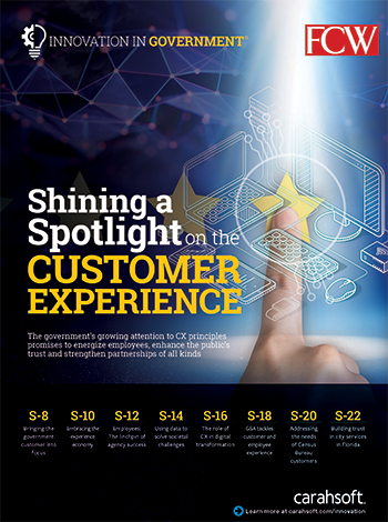 FCW IIG Customer Experience Report cover