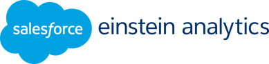 Salesforce einstein analytics logo