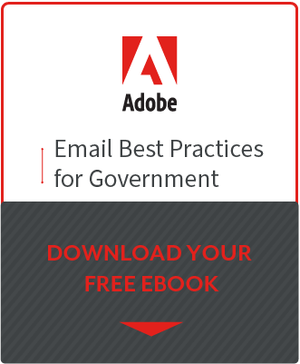 Adobe Email Best Practices for Government eBook preview