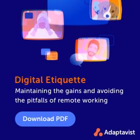 Digital Etiquette from Adaptavist