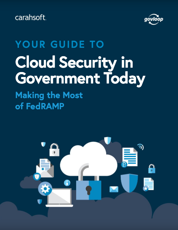 Cloud security government guide