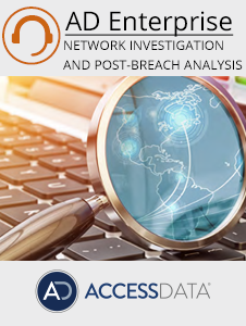 Resource: AD Enterprise - Network Investigation and Post-Breach Analysis Brochure