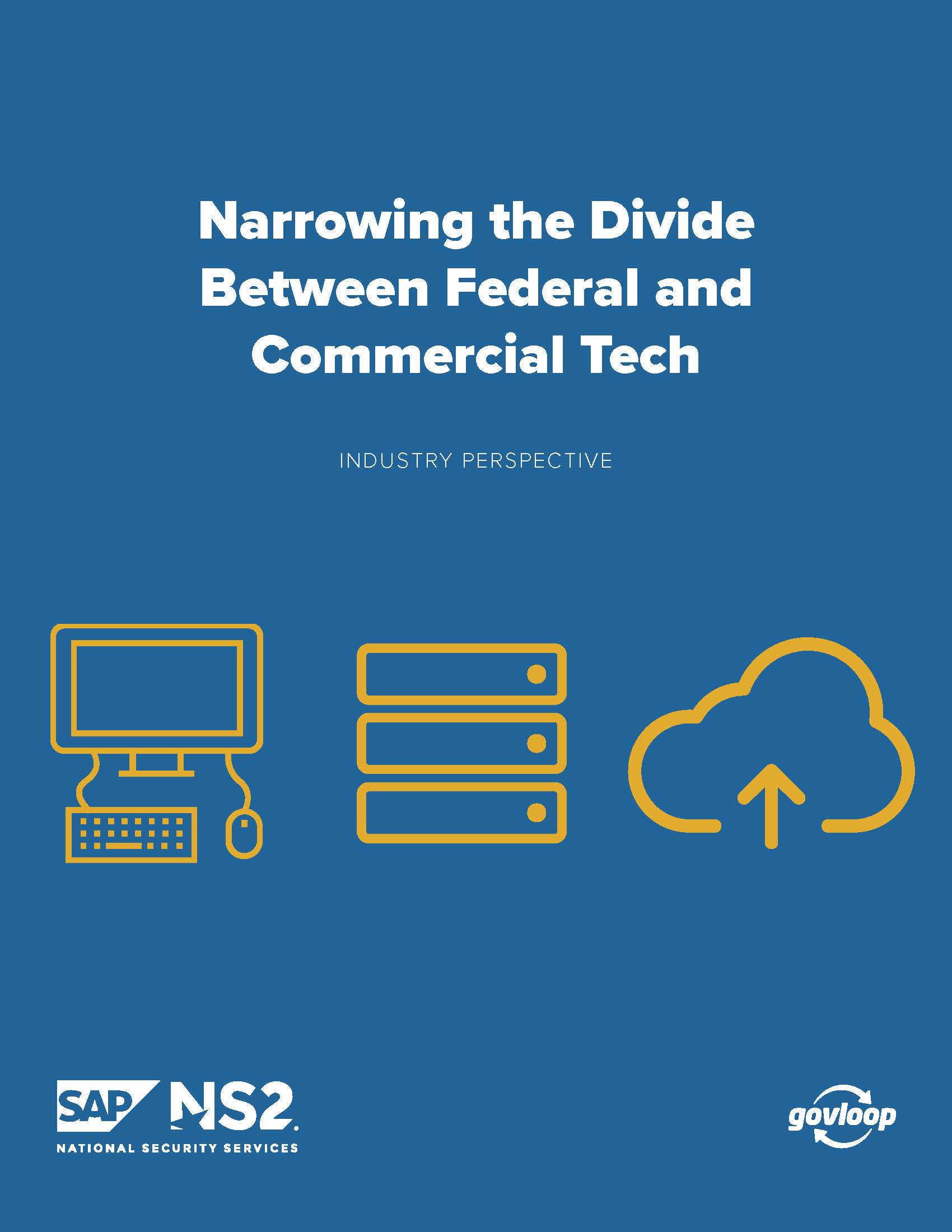 SAP NS2 Narrowing the Divide Between Federal and Commercial Tech
