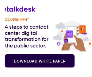 Talkdesk 4 Steps Whitepaper