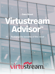 Virtustream Advisor Data Sheet