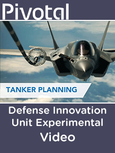 Resource: Pivotal-Defense Innovation Unit Experimental Partnership Video