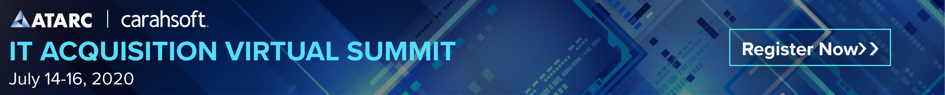 Register for the IT Acquisition Virtual Summit on July 14 to 16.