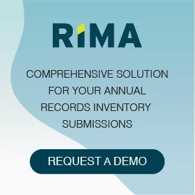 Request a Demo - RIMA
