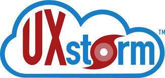 UXStorm logo