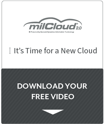 It's Time for a New Cloud - MilCloud2.0 Resource