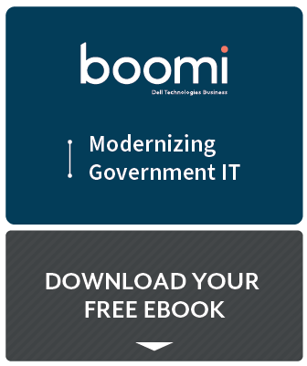 Boomi Modernizing Government IT eBook preview