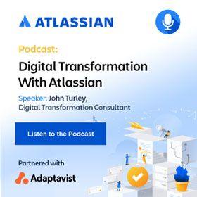 Podcast Digital Transformation